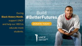 UNCF - Donate Today Flyer
